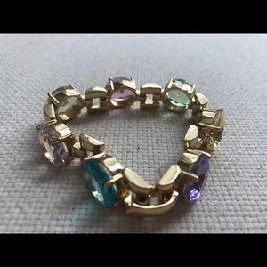 Kate Spade carnival crystal bracelet